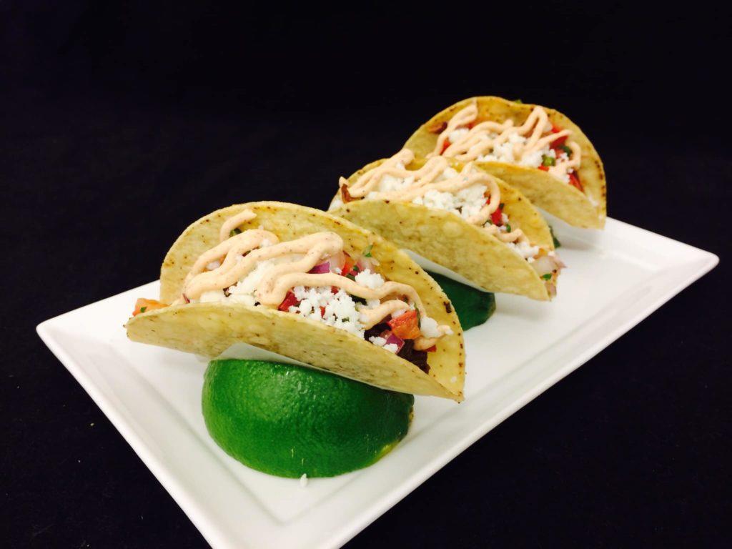 Mini Barbacoa Tacos