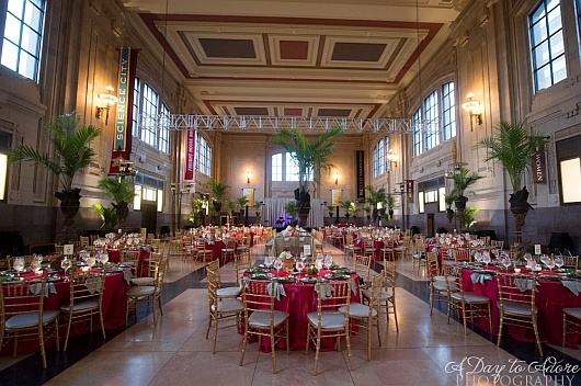 Union Station Catering Kansas City Caterers Premier
